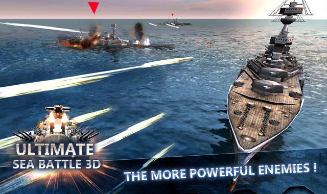 Best free naval battle games for Android