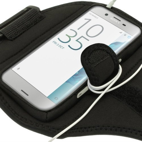 Sports Jogging Gym Armband for Sony Xperia XZs