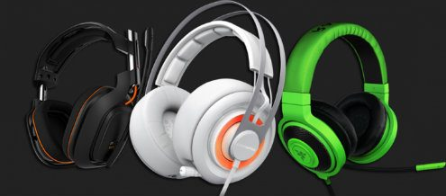 Best gaming headphones for PC PS3 PS4 Xbox One players