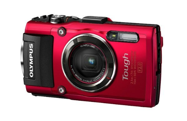 Best waterproof compact camera with GPS and WiFi for travel