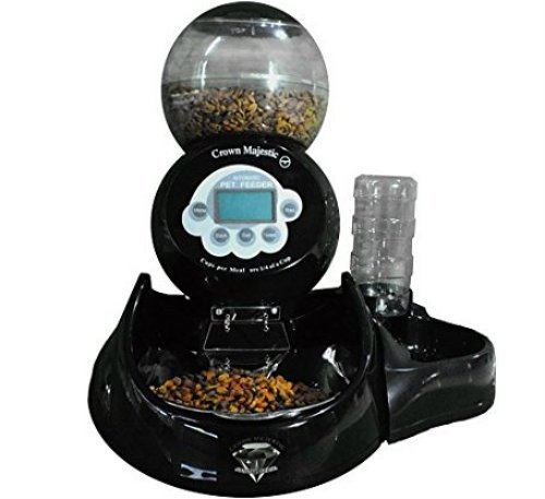 Crown Majestic Diamond Series V3 Cat or Dog Automatic Pet Feeder