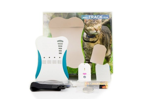 Girafus Pro track tor Pet Safety Tracker
