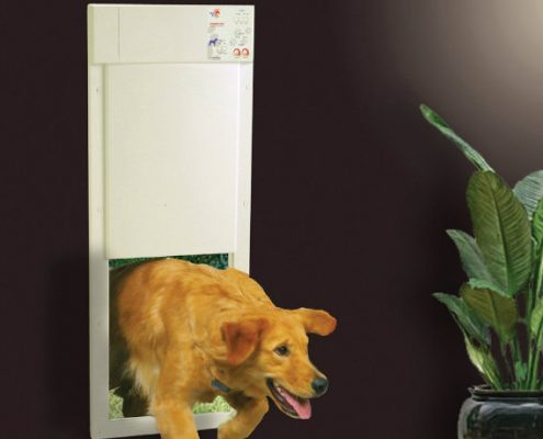 High Tech Pet Power Pet Electronic Pet Door review