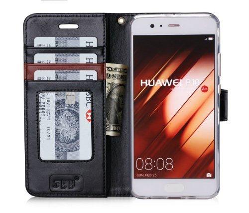 Huawei P10 Plus Case FYY RFID Blocking wallet