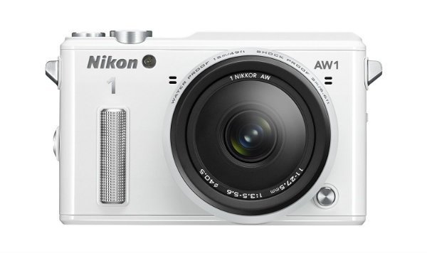 Nikon 1 AW1 14 MP HD Waterproof Shockproof Digital Camera