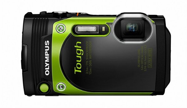 Olympus TG 870 Tough Waterproof Digital Camera review