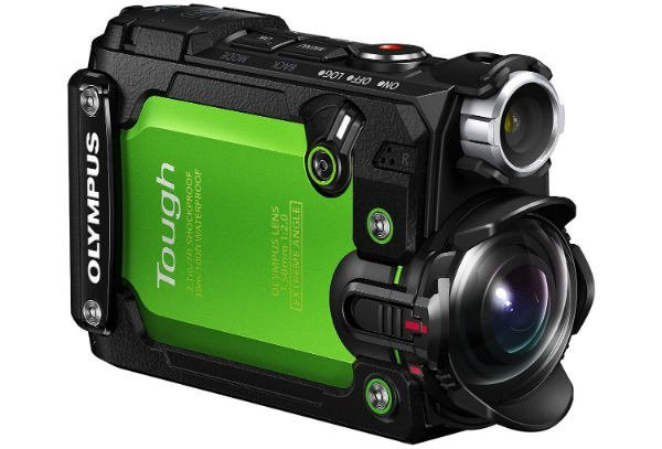 Olympus TG Tracker Action Video Cam