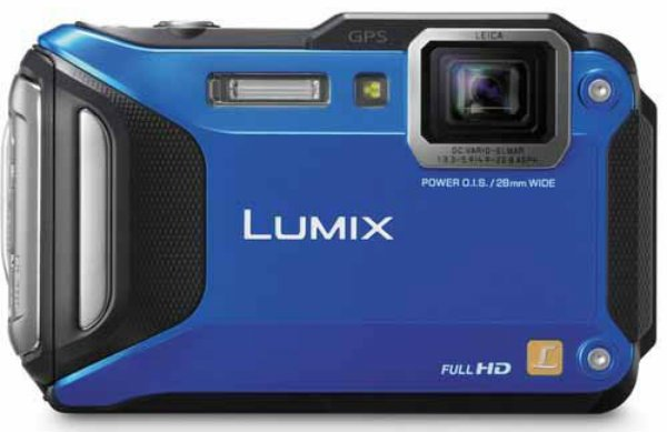Panasonic DMC FT5 Waterproof Digital Camera