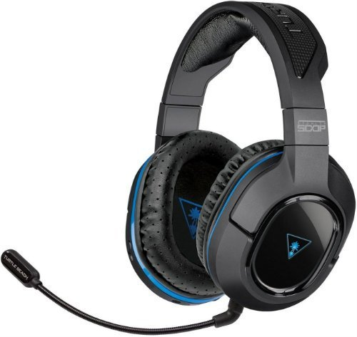 Turtle Beach Ear Force Stealth 500P Premium Fully Wireless Gaming Headset
