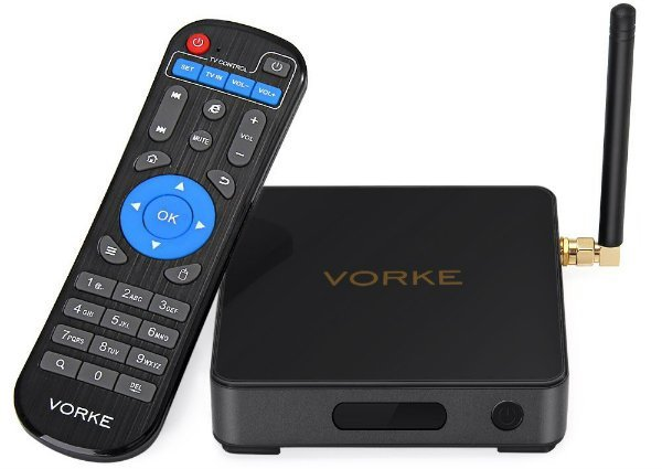 VORKE Z1 Smart TV BOX Android