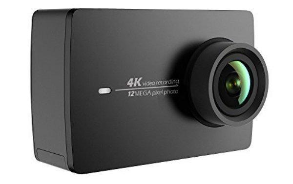 YI 4K Action Camera US Edition Night Black