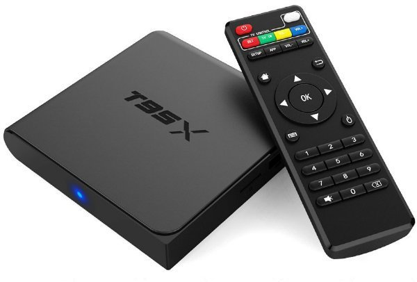 Zenoplige T95X Android Smart Android TV Box