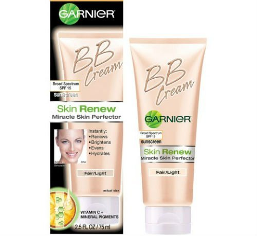 skinactive miracle skin perfector bb cream oily combo skin