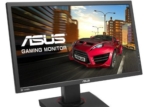 ASUS MG24UQ 4K UHD 23 6 Inch FreeSync Gaming Monitor review