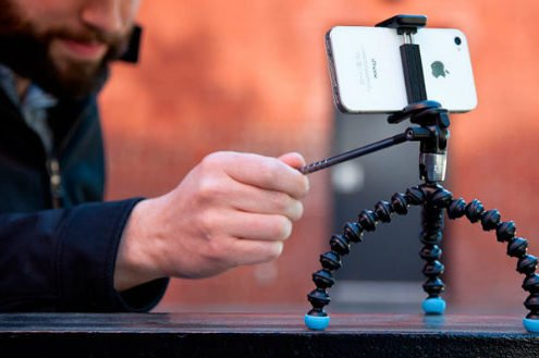 Best tripods for iPhone 7 7 Plus 6s 6 SE 5s and other smartphones Android