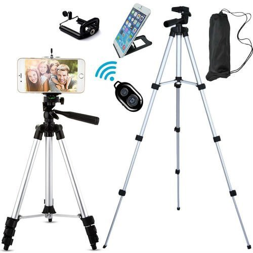FOANT Tripod for iPhone Cellphone Gopro Cameras Camcorder