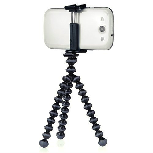 JOBY GripTight GorillaPod Stand Flexible Universal Smartphone Stand for Small Smartphones