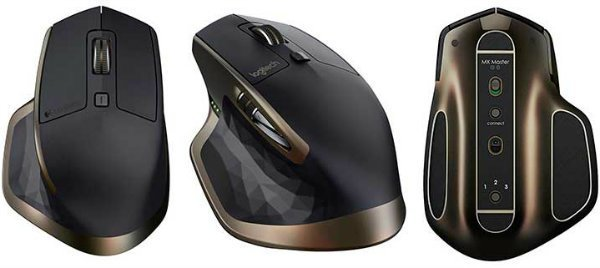 Logitech MX Master Wireless Mouse Large Mouse Computer Wireless Mouse