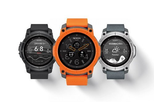 Nixon Mission Smartwatch review