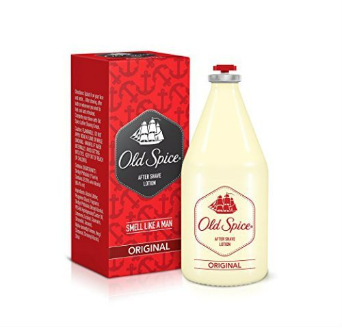 Old Spice Aftershave Original review