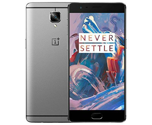 OnePlus 3 a powerful dual SIM mobile phone