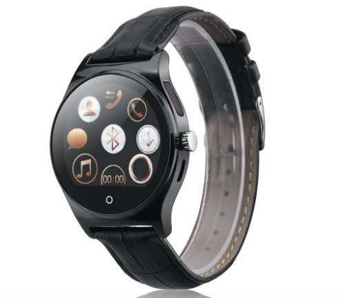 RWATCH R11 Smart Watch Infrared Remote Controller Heart Rate Calls SMS