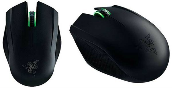Razer Orochi Wired or Wireless Bluetooth 4 0 Travel Gaming Mouse