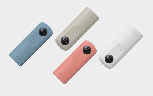 Ricoh Theta SC 360 degree video and still camera