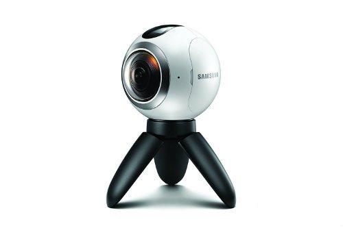 Samsung Gear 360 Real 360 High Resolution VR Camera
