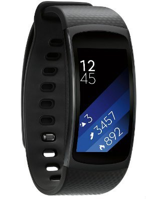 Samsung Gear Fit2 Smartwatch Large