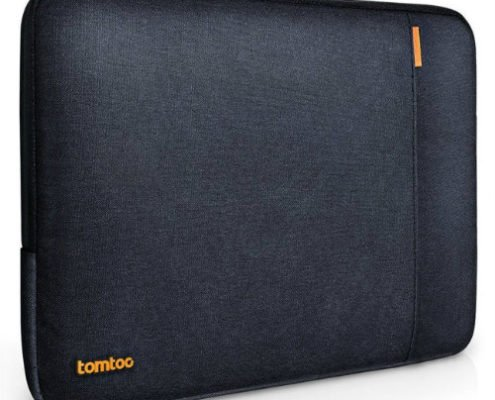 Tomtoc 360 Protective Laptop Sleeve for 13 Inch New MacBook Pro 2016 Touch Bar