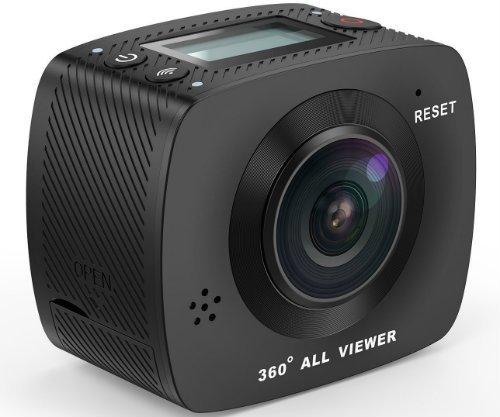 Top Quality 360 Cameras 2017