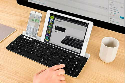 top 10 best wireless bluetooth keyboards for mac and pc. Black Bedroom Furniture Sets. Home Design Ideas