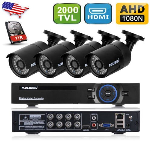 Top outdoor wireless security camera system with DVR cctv amazon 2017
