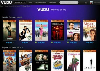 top 10 best websites to watch movies online free