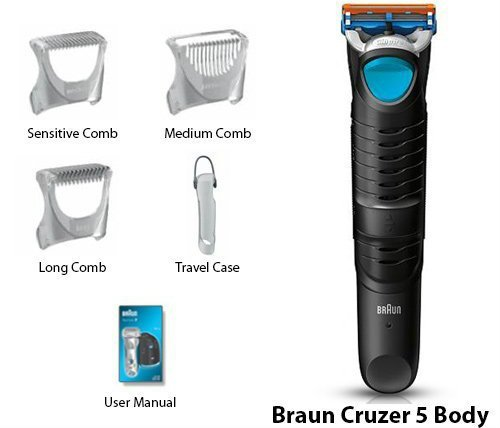 top rated epilator for men at Amazon