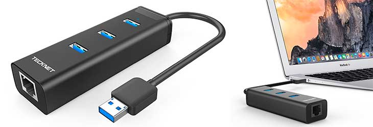 top rated usb 3 0 hub for pc and mac amazon
