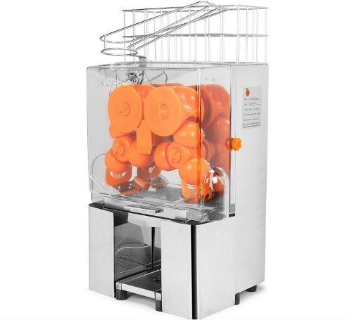 Best Automatic Orange Juicer Machine Reviews
