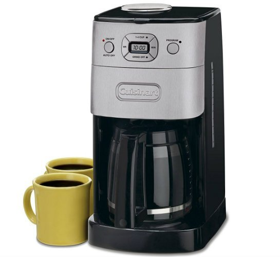 Cuisinart Coffee Maker With Grinder Leaking : Best drip coffee maker at Amazon reviews and buying guide 2017