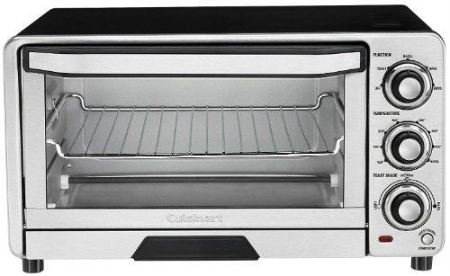 Cuisinart Custom Classic Toaster Oven Broiler Tob 40