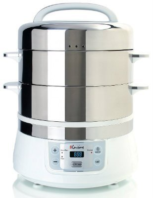 Euro Cuisine FS2500 Electric Food Steamer review