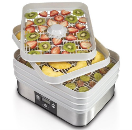 Hamilton Beach 32100A Food Dehydrator reviews