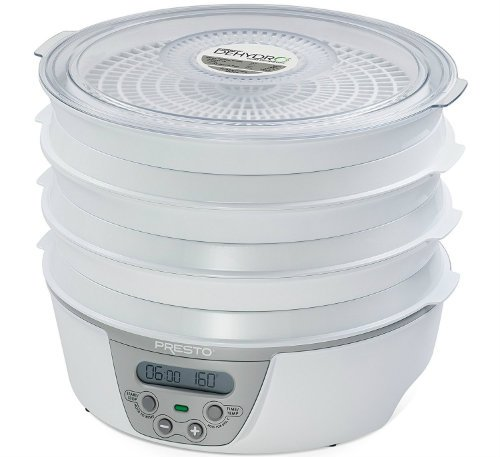 Presto 06301 Dehydro Digital Electric Food Dehydrator top rated