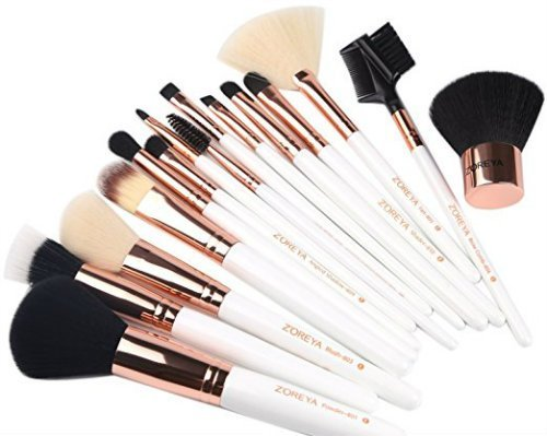 Top 10 best professional makeup brush set Amazon