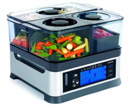 Top rated electric food steamer reviews