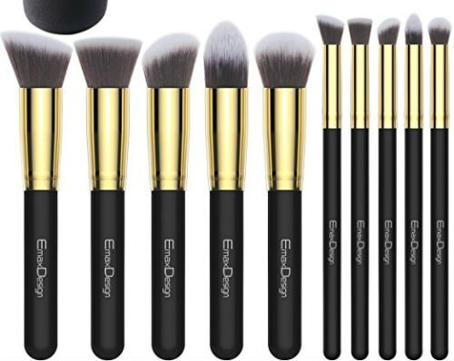 top 10 professional makeup brush brands 2017