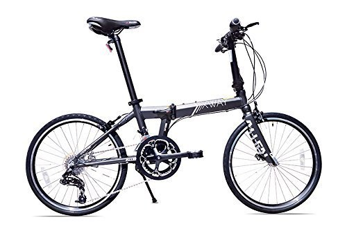 Allen Sports XWay Aluminum 20 Speed Folding Bicycle review