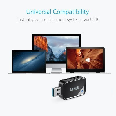 Best external memory card reader with USB 3.0   SD card ...