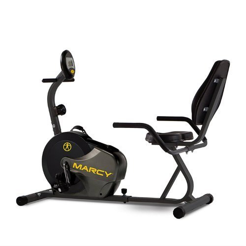 Marcy Recumbent Exercise Bike Ns 716r: Recumbent Exercise Bike For