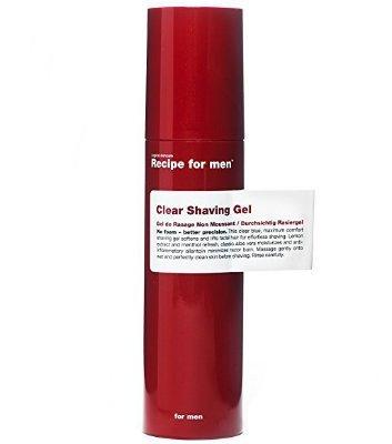 Best shaving gel for men to prevent razor burn